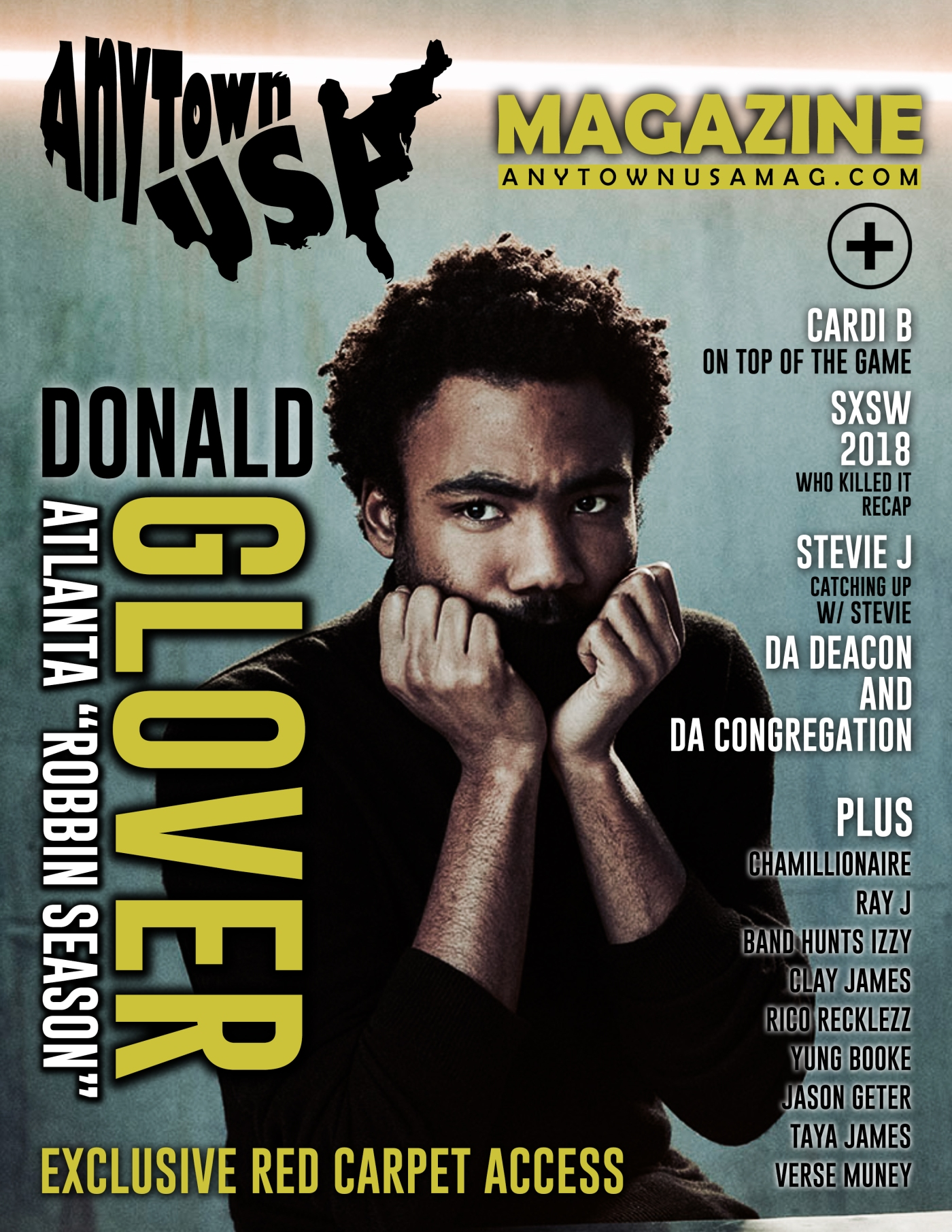 American Actor Director Comedian Writer And Producer Donald McKinley Glover Is His Own Story In Every Right Well Take A Look At